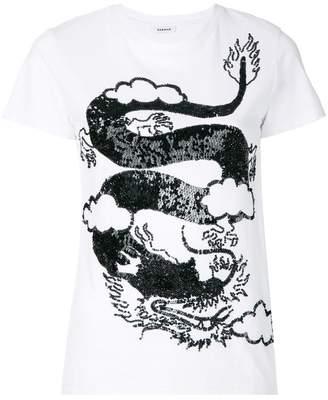 P.A.R.O.S.H. comodo dragon T-shirt