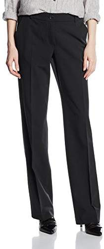 More & More Women's Trousers - Black - 8