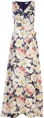 ec5b98d354bc Dorothy Perkins Womens Billie & Blossom Tall Multi Colour Floral Print Maxi  Dress