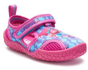 DreamWorks Trolls Poppy Toddler Girls' Water Shoes $17.99 thestylecure.com