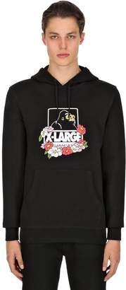XLarge Tranquil Og Hooded Cotton Sweatshirt