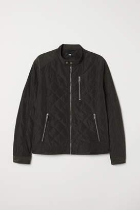 H&M Quilted Jacket - Beige