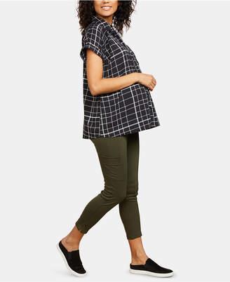 Motherhood Maternity Skinny Cargo Pants