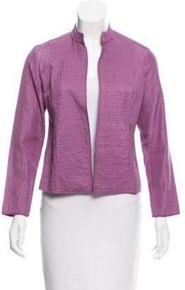 Eileen Fisher Textured Lightweight Jacket