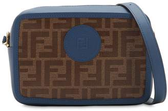 Fendi Small Camera Case Coated Leather Bag dbbcb7553abec