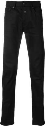 Marcelo Burlon County of Milan Elal slim-fit jeans