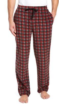 Nordstrom Print Microfleece Pants