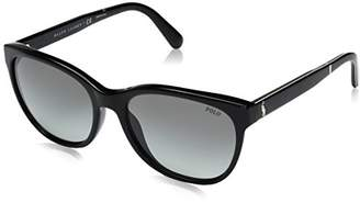 Polo Ralph Lauren Women's Acetate Woman Wayfarer Sunglasses
