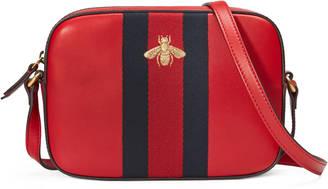 Leather shoulder bag $1,190 thestylecure.com