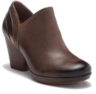 Dansko Marcia Leather Bootie