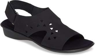 Sesto Meucci Evita Cutout Slingback Sandal