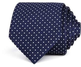 Turnbull & Asser Neat Dot Silk Classic Tie