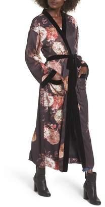Tularosa Floral Kimono