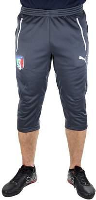 Puma FIGC Italia Coach 3/4 Pants - Mens - L
