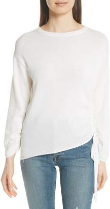 Brochu Walker Jacona Cotton & Cashmere Sweater