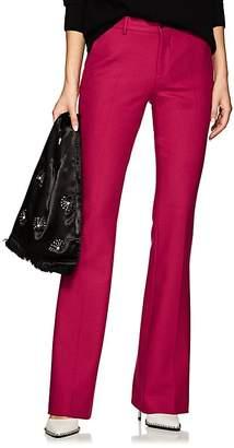 Pt01 Women's Elsa Stretch-Crepe Flare Trousers