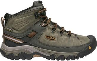 Keen Targhee III Mid Waterproof Hiking Boot - Wide - Men's