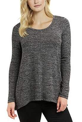 Jones New York Ladies' Long Sleeve Knit Top (S, )