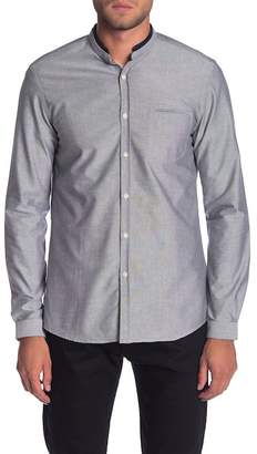 The Kooples Dryed Oxford Shirt
