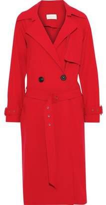 Mason by Michelle Mason Woven Trench Coat