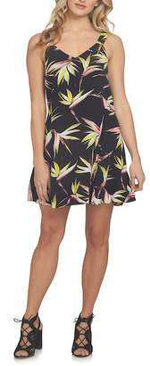 1 STATE 1.State Floral Print Dress
