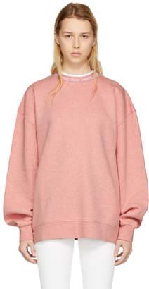 Acne Studios SSENSE Exclusive Pink Yana Sweatshirt