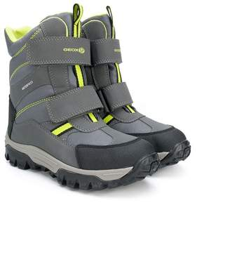 aa7cd857a5c2b Geox Grey Shoes For Boys - ShopStyle Canada