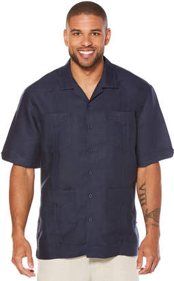 Cubavera Big & Tall Short Sleeve Guyabaera