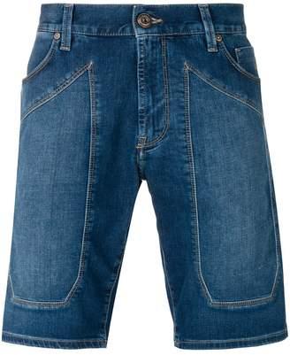 Jeckerson paneled shorts