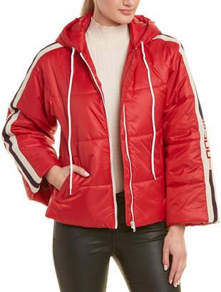 Gucci Short Padded Puffer Jacket