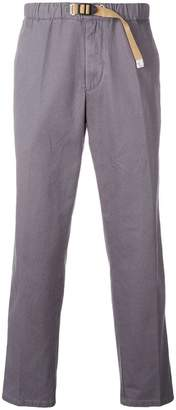 White Sand tapered trousers