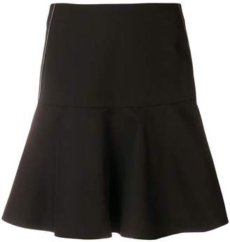 Sport Max Code high waisted flared skirt