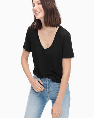 Splendid The Deep V Tee