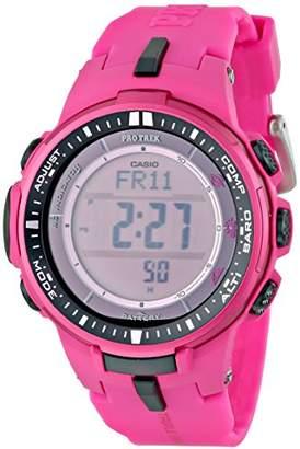Casio Men's PRW-3000-4BCR Pro Trek Digital Display Quartz Watch