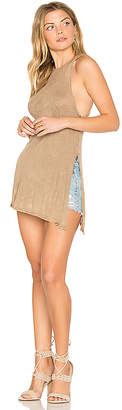 LA Made Anita Tunic in Green $79 thestylecure.com