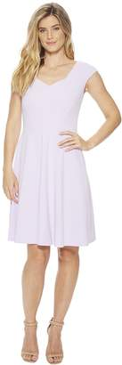 Calvin Klein Cap Sleeve A-Line Dress CD8C15JL Women's Dress
