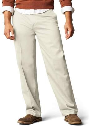 Dockers Signature Khaki D3 Classic Fit Flat Front Pant