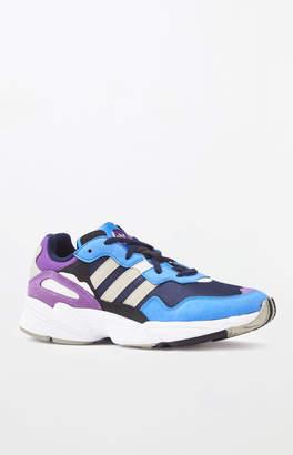 adidas Navy Yung-96 Shoes