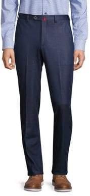 Saks Fifth Avenue COLLECTION Cotton Knit Dress Pants