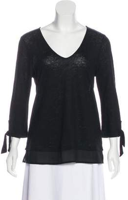 Sanctuary Long Sleeve Knit Top w/ Tags
