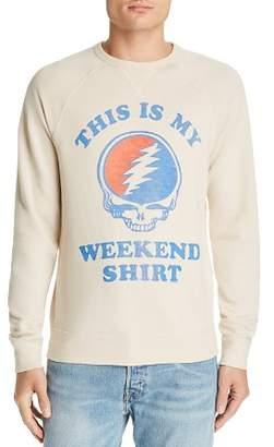 Junk Food Clothing Grateful Dead Sweatshirt