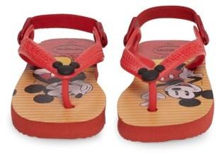Toddler Havaianas Disney Classics Flip Flop 5