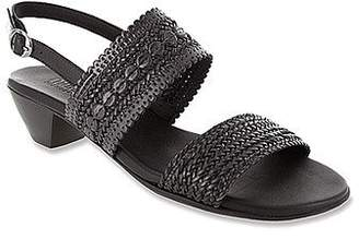 Munro American Women's Morocco sandals 10 X WIDE