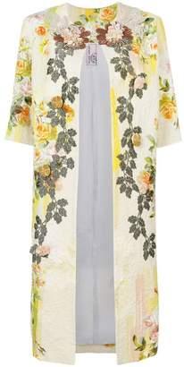 Antonio Marras floral coat