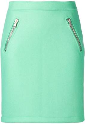 Moschino a-line short skirt