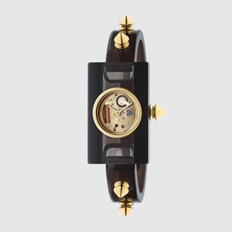Gucci Vintage Web watch, 24x40mm