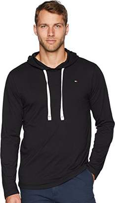 Tommy Hilfiger Men's Cotton Classics Pullover Hoodie