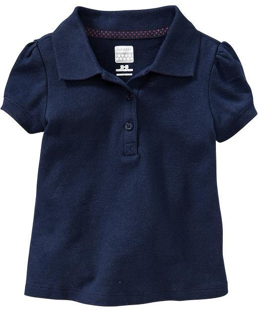 Old Navy Pique Uniform Polos for Baby