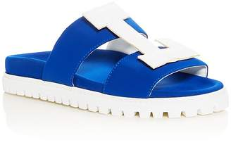 Joshua Sanders Women's LA Pool Slide Sandals