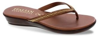 Italian Shoemakers Medley Wedge Sandal